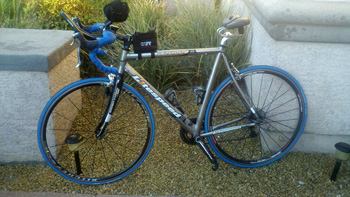 Michael's Testimonial - Spiderflex - Bicycle Seat - California - Florida