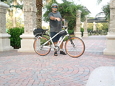 Spiderflex - Bicycle Seat - California - Florida
