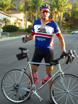 Max's Testimonial - Spiderflex - Bicycle Seat - California - Florida